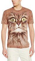 The Mountain Big Face Cat T-Shirt