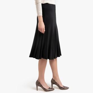 Anne Weyburn Draping Full Skirt