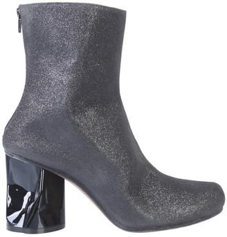 Maison Margiela Crushed Ankle Boots