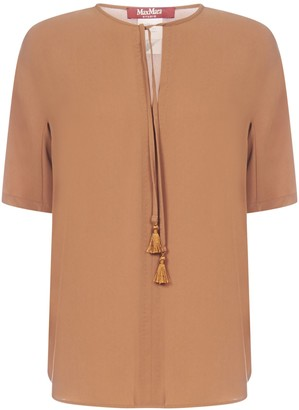 Max Mara Derby Blouse