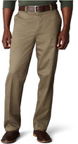Dockers Signature Khaki Classic Fit Flat Front Pants, Limited Quantities