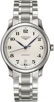 Longines L26284786 Master Collection stainless steel watch