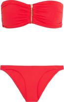 Melissa Odabash Sumatra bandeau bikini