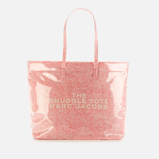 Marc Jacobs Women's The Snuggle Tote Bag - Poodle Pink