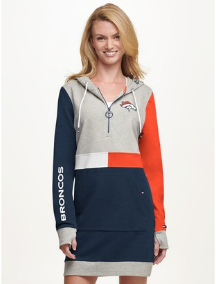 Tommy Hilfiger Denver Broncos Hoodie Dress