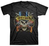 New World Sales Guns N' Roses ® Men's T-Shirt Black