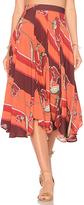 Novella Royale Scarlet Skirt