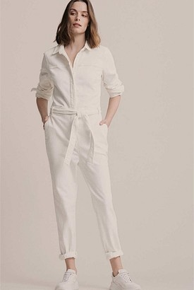 Witchery Denim Boiler Suit