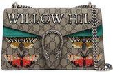 Gucci Small Dionysus Willow Gg Supreme Bag