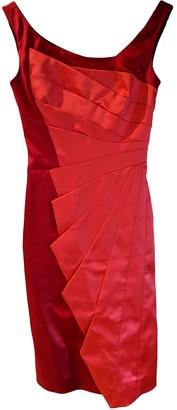 Karen Millen Pink Dress for Women