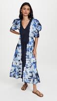 Thumbnail for your product : Sea Celestia Tie Dye Puff Sleeve Dress
