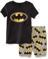 Old Navy DC Comics Batman 2-Piece Sleep Set for Toddler & Baby