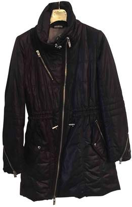 Hogan Black Coat for Women