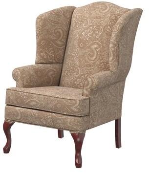 Charlton Home Chacko Wingback Chair