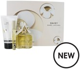 Marc Jacobs Daisy 100ml EDT, 150ml Body Lotion + 10ml EDT Rollerball Gift Set