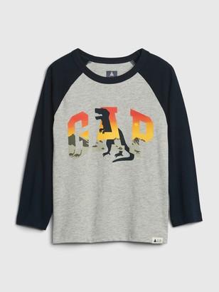 Gap Toddler Mix and Match Logo Graphic Shirt
