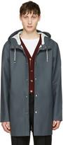 Stutterheim Grey Stockholm Raincoat
