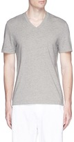 James Perse Combed cotton V-neck T-shirt