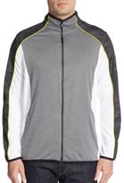 Calvin Klein Paneled Track Jacket