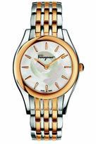 Salvatore Ferragamo Lirica Collection FG4080015 Women's Stainless Steel Quartz Watch