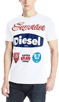 Diesel Men's T-Chrestos T-Shirt