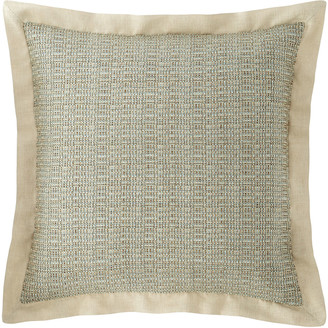 Sherry Kline Home Tinsley Basketweave European Sham