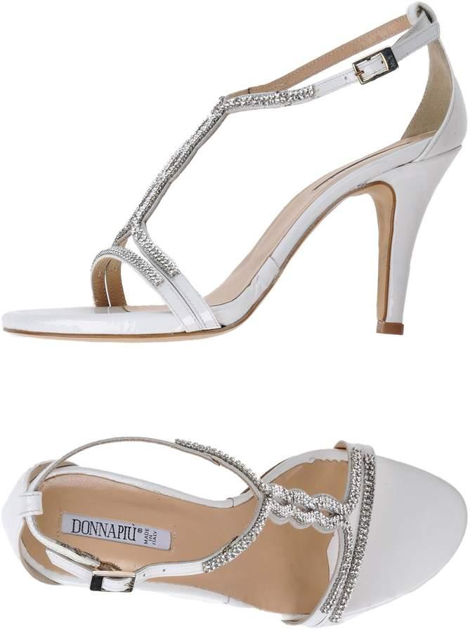 Donna Più Sandals - Item 11338253