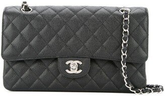 Chanel Pre-Owned 2012 double flap shoulder bag