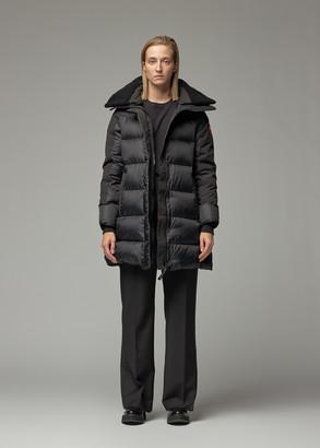 Canada Goose Women's Altona Coat in Black Size XS