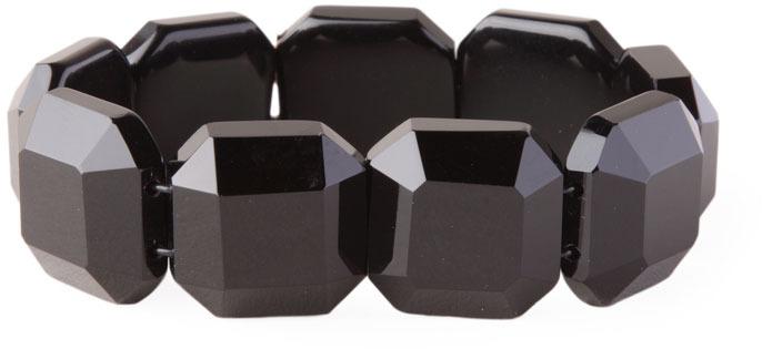 Saskia Diez black sapphire bracelet