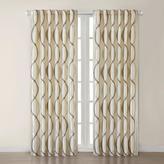 Marcel 95-inch Window Panel - Ivory