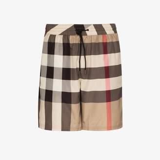 Burberry Guildes Vintage check swim shorts