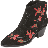 Ash Heidi Embroidered Booties