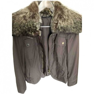 Gucci Brown Coat for Women Vintage