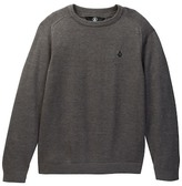 Volcom Upperstand Crew Sweater (Toddler & Little Boys)