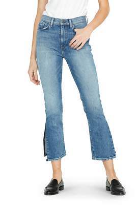 Hudson Jeans Women's Holly HIGH Rise Crop Straight