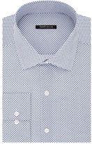 Van Heusen Men's Slim-Fit Patterned Flex Collar Dress Shirt