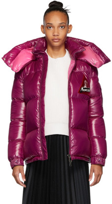 Moncler Purple Down Wilson Jacket