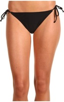 Rip Curl Love N Surf Brazilian Tie Bottom (Black) - Apparel