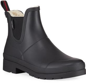 Tretorn Lina Rain Boots with Faux Fur