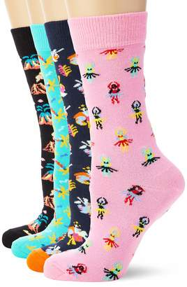 Happy Socks Women's Volcano Gift Box Socks