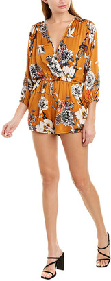 Knot Sisters Heather Romper