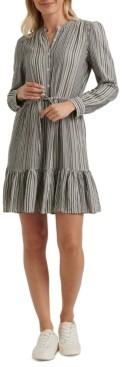Lucky Brand Riley Striped Dress