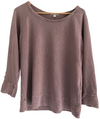 James Perse Pink Cotton Top for Women