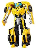 Transformers Bumblebee The Last Knight - Armor Turbo Changer Action Figure
