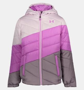 Under Armour Girls' UA Prime Block Puffer Jacket