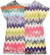 Missoni Zigzag Viscose Knitted Dress