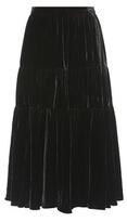 McQ by Alexander McQueen Velvet Skirt
