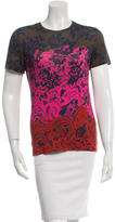 Mary Katrantzou Digital Print Crew Neck T-Shirt