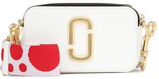 Marc Jacobs Snapshot Flag leather crossbody bag